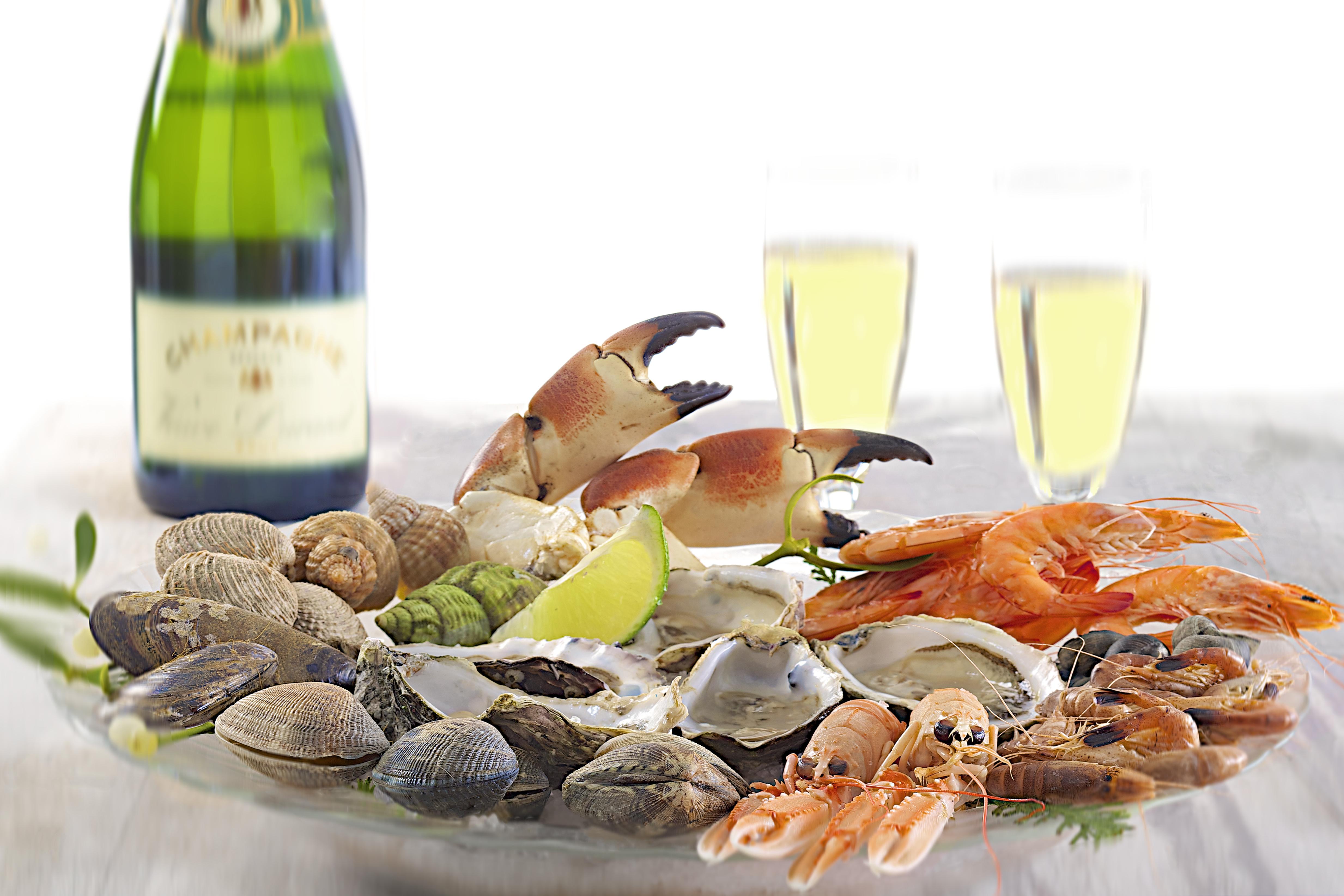 Connu Préparer un plateau de fruits de mer - Conseils de Chef pour  TK99