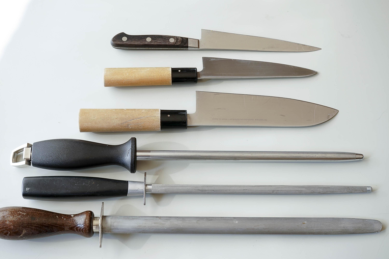 Affilage des couteaux au fusil les conseils de jean for Aiguiser un couteau de cuisine