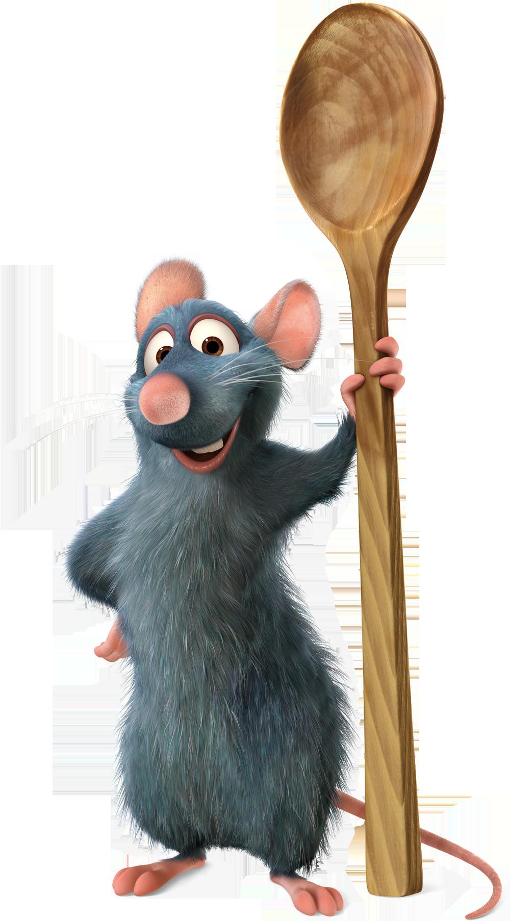 Ratatouille - Film d'animation des studios Disney Pixar (2007)