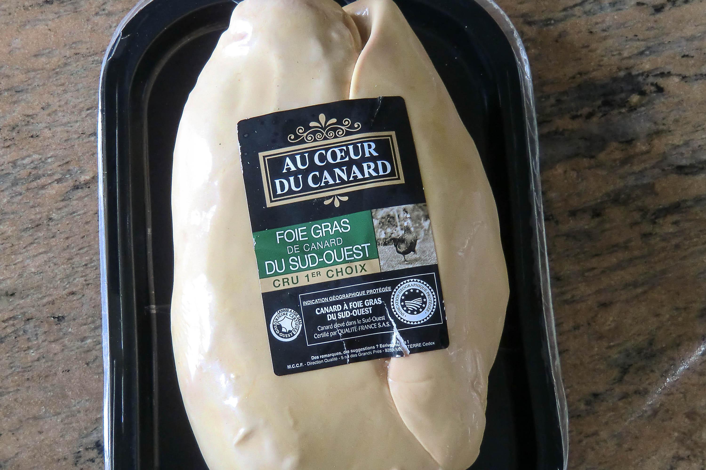 Le foie gras comment choisir le foie gras pour le cuisiner - Comment cuisiner le canard entier ...