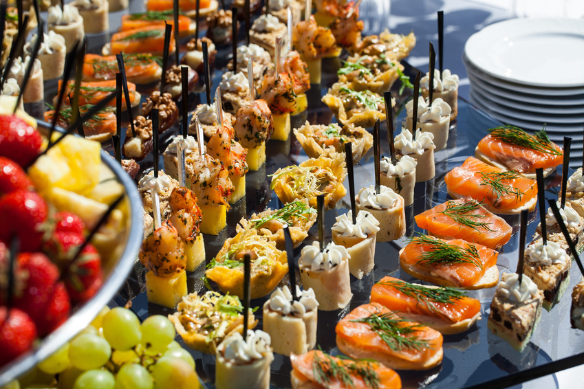 Idee Buffet Froid Anniversaire