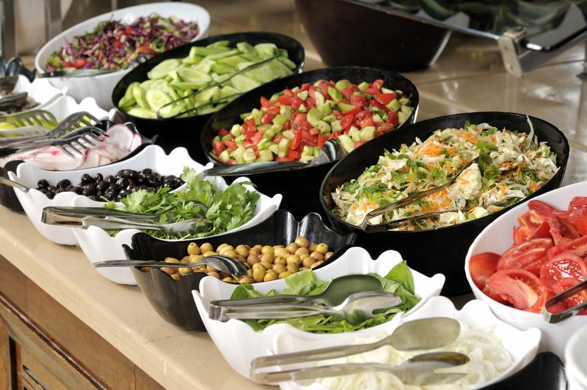 Favori Préparer un buffet - Idées, recettes et conseils pour réaliser de  NG55